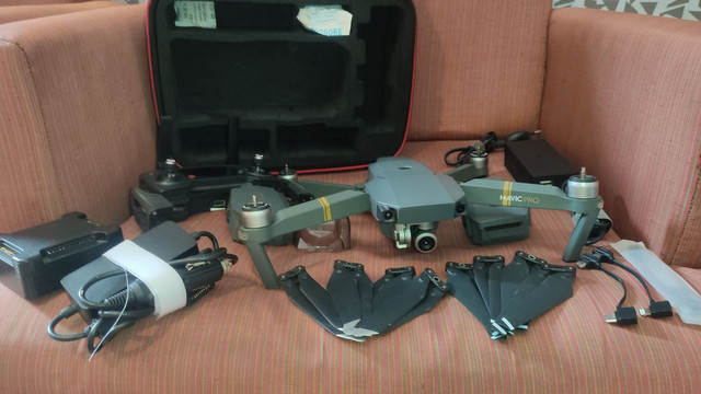 Drone Dji MAVIC PRO COMBO FLY MORE - Foto 2