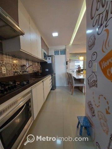 Apartamento  com 3 quartos à venda, 86 m² por R$ 490.000 - Parque Shalon - mn - Foto 4