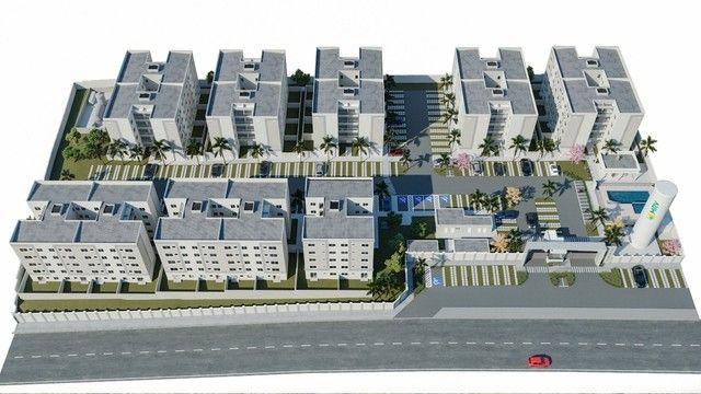Apartamentos 2 quartos 42m com elevador no planalto | Vista das copaibas - Foto 10