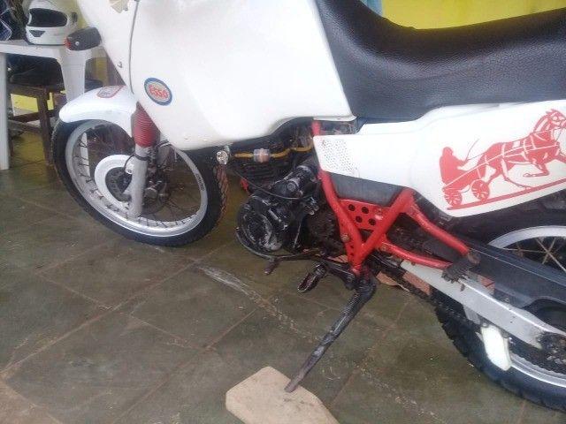 Moto Yamaha tenere 600 - Foto 2