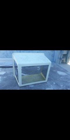 Proteção ar janela novo