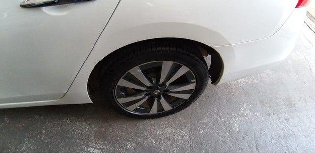 Nissan Sentra SV 2.0 FlexStart 16V Aut Couro (Carro Impecável!) - Foto 11