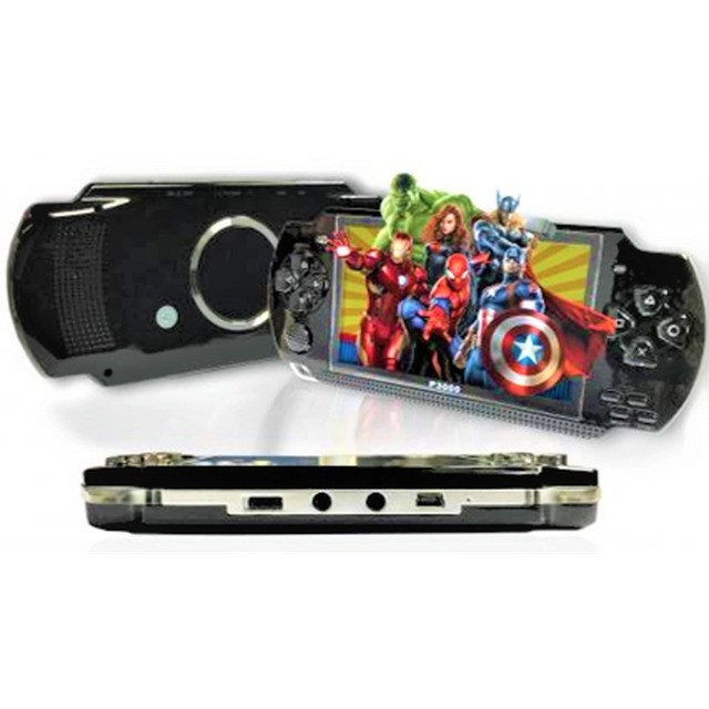 Video Game Portátil Vários Jogos Nintendo Mp3 - 8317 - Foto 3
