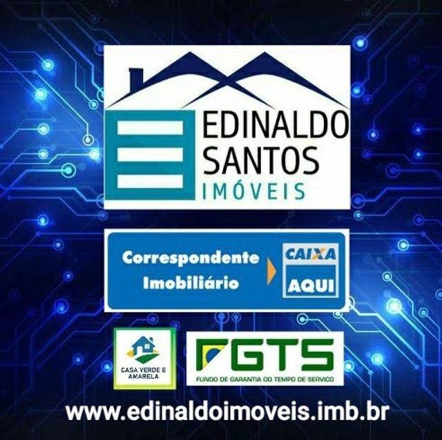Edinaldo Santos - Bairro Amazônia, casa duplex de 2 quartos e quintal ref. 962 - Foto 2