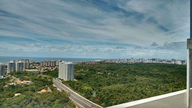 Cobertura duplex para venda tem 420 metros quadrados com 4 quartos em Patamares - Salvador - Foto 2