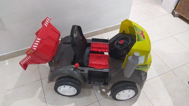 Caminhão caçamba Brutus de pedal - Foto 3