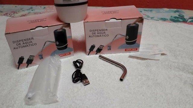 Filtro elétrico portátil temos vários modelo aceito cartão!