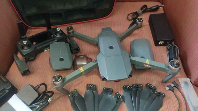 Drone Dji MAVIC PRO COMBO FLY MORE - Foto 5