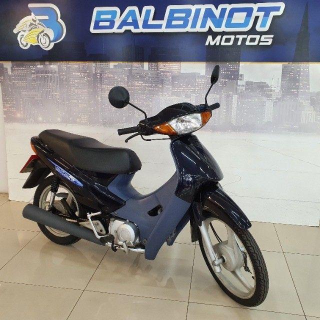Biz C 100 ES 2004 Azul - Foto 2