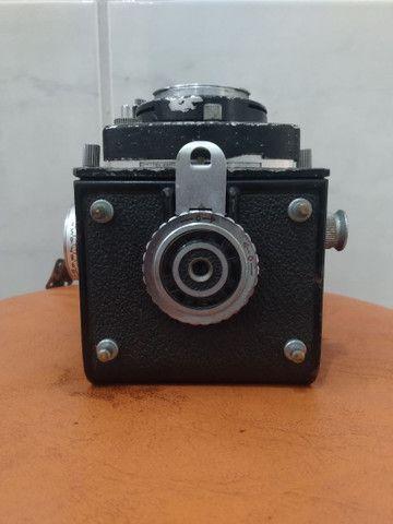 Antiguidade - Câmera Fotográfica Ricohflex - Foto 5