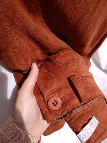 calça flare veludo - Foto 2