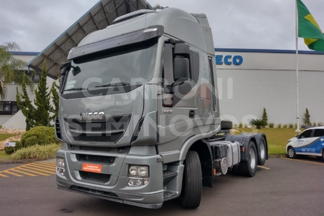 Iveco Hi Way 600S44T, ano 2018/2019 - Foto 4