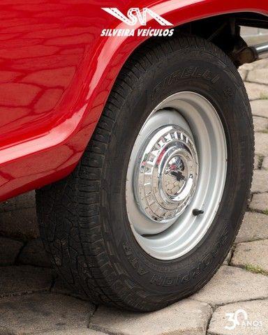 Chevrolet C10 Diesel - Ano: 1974 - Raridade - Foto 14