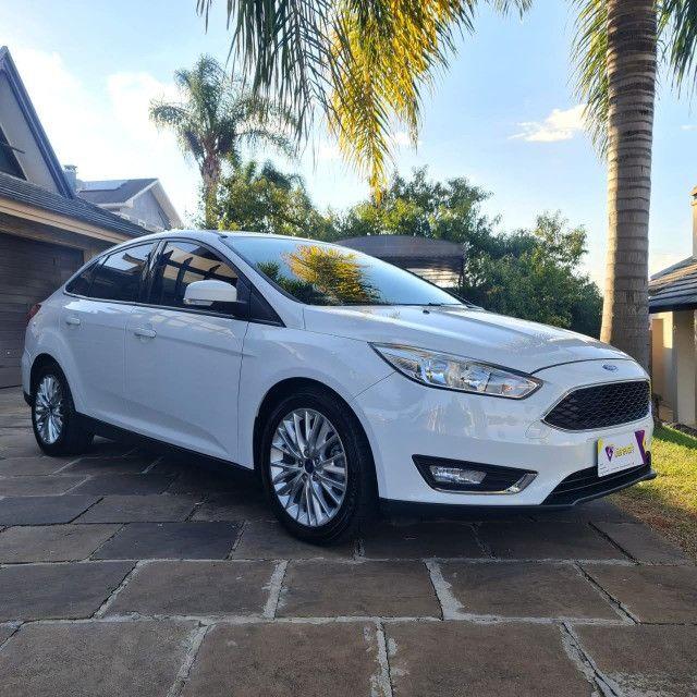 Ford Focus Sedan SE *Ano 2016* *Cambio automático* *Único Dono - Foto 16