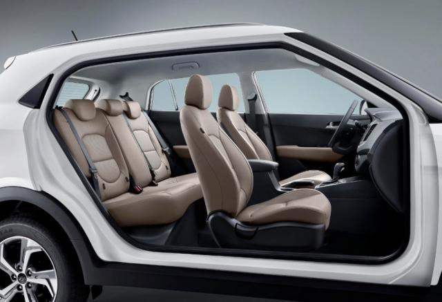 Hyundai Creta 1.6 Limited Flex Aut. 5p - Foto 2