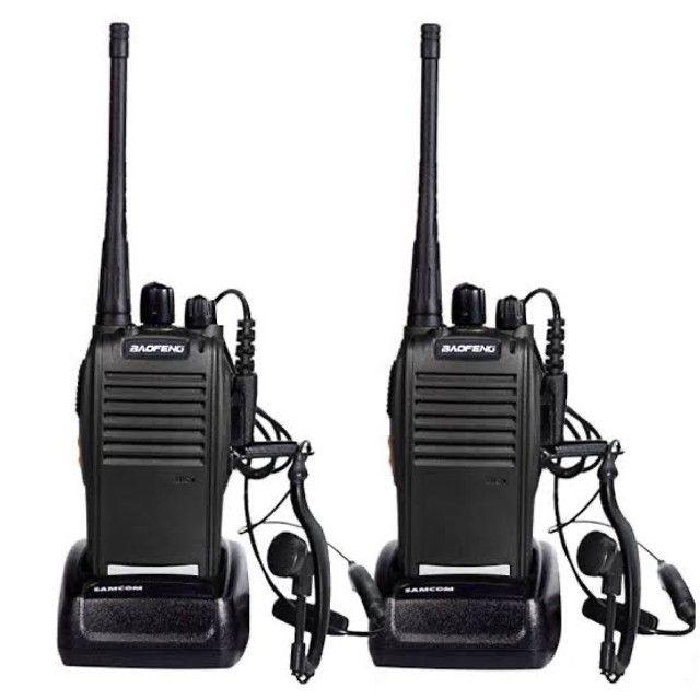 Rádio comunicador 777s - Foto 4