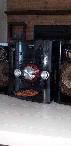 Mini system panasonic sc akx12lb k - Foto 2
