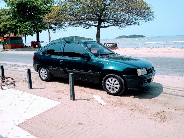 Kadett GL 2.0 96/97 Gasolina e Gás Natural - Última semana anunciando o veículo - Foto 17