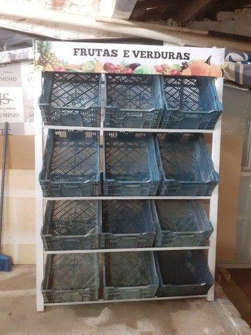 Expositor de Frutas e Verduras - Foto 2