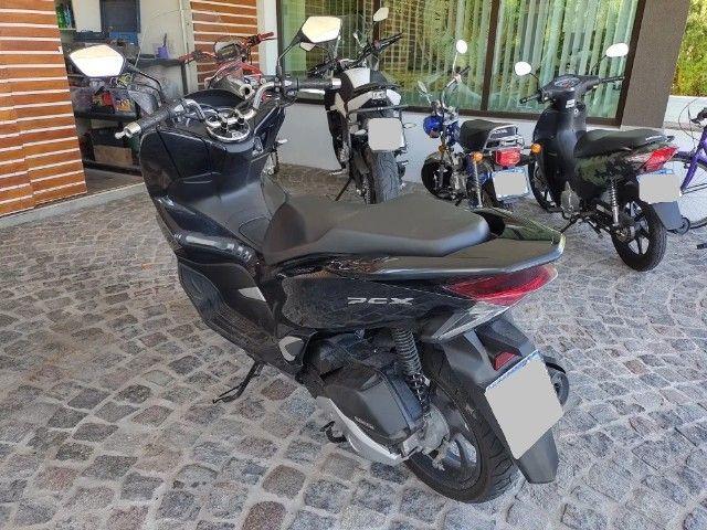 Pcx 150 DLX Impecável - Oportunidade Única !!! - Foto 4