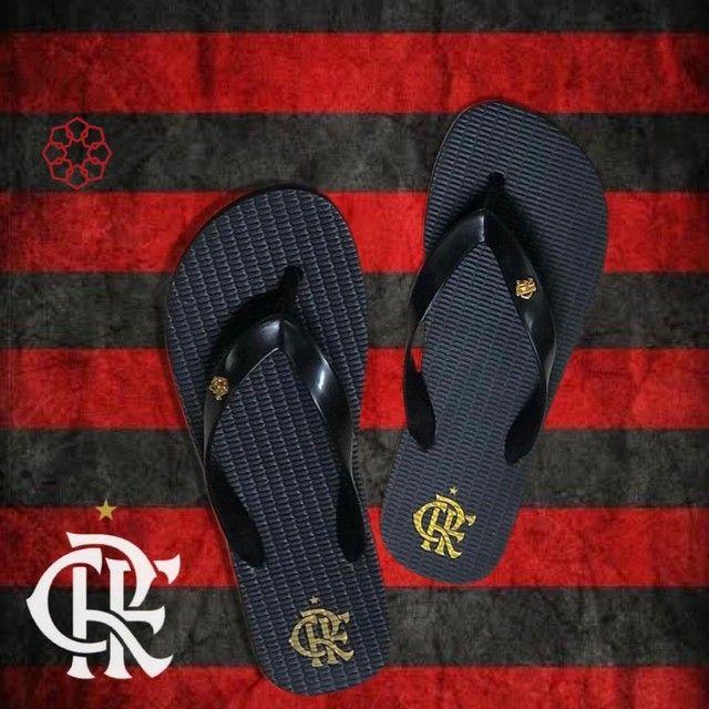 Chinelos do Flamengo  - Foto 4