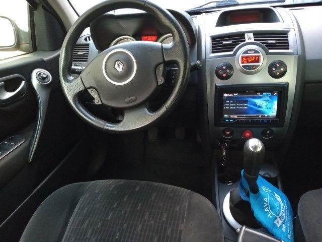 Renault Megane Sedan Dynamique 1.6 16v - Foto 6