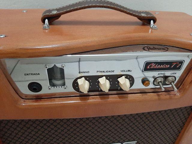 Amplificador cubo valvulado Classico T7 Borne - Foto 3