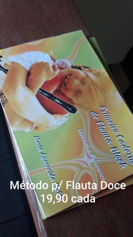 Método p/ Flauta Doce