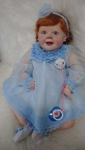 Linda boneca reborn - Foto 4