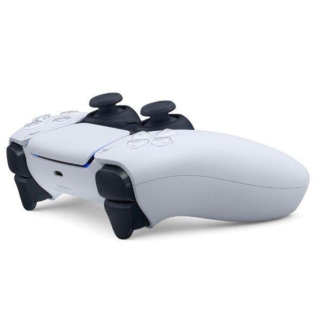 Controle Sem fio PS5 DualSense, Novo, Lacrado, ou 12X R$ 36,89 - Foto 4