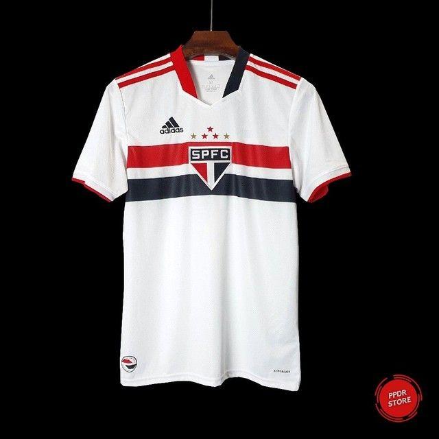 Camisa de time Atlético Mineiro, São Paulo, etc  - Foto 3