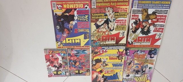 Coleção Revistas Manga  - Foto 2