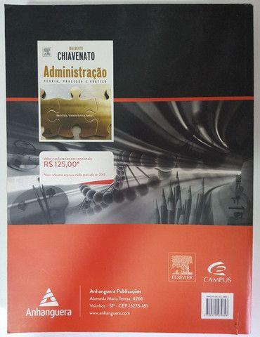 Livro Anhanguera Administração - Teoria, Processo E Prática - Foto 2