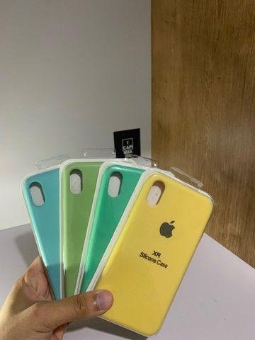 Capas/Cases para iPhone 7/8/X/11 e vários outros modelos. Estilo case original. - Foto 2