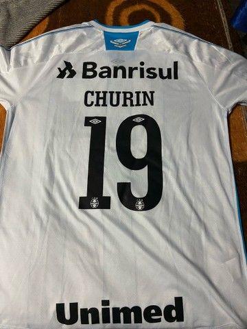 Camisa Grêmio oficial de jogo  - Foto 4