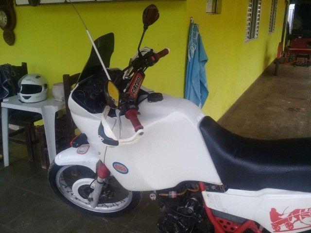 Moto Yamaha tenere 600 - Foto 4
