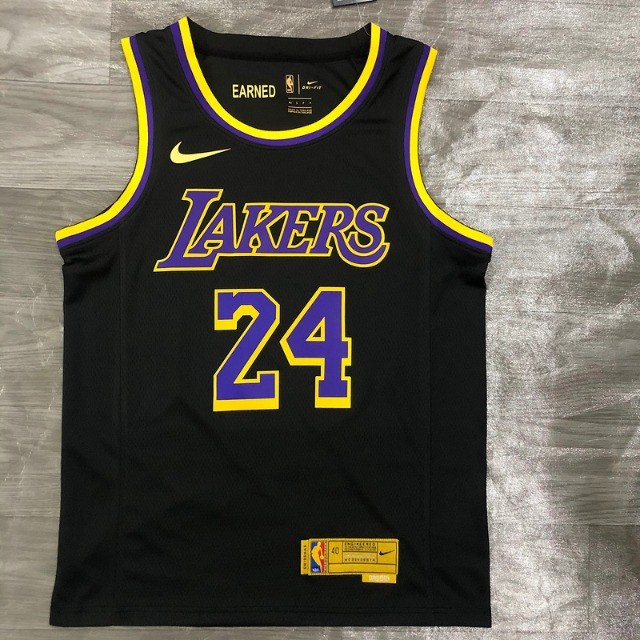 Los Angeles Lakers Kobe Bryant Versão Jogador - Foto 6