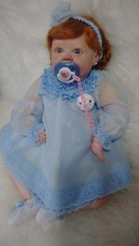 Linda boneca reborn - Foto 2