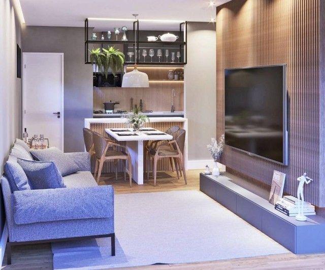Apartamento para Venda em João Pessoa, Bessa, 2 dormitórios, 1 suíte, 2 banheiros, 1 vaga - Foto 4