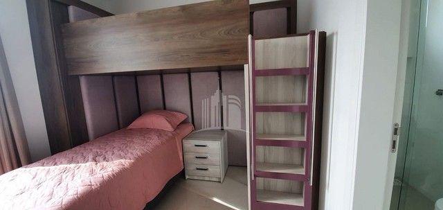 Apartamento Novo Mobiliado com amplo Living - Foto 19