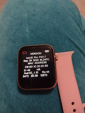 Smartwatch Iwo 12  - Foto 2