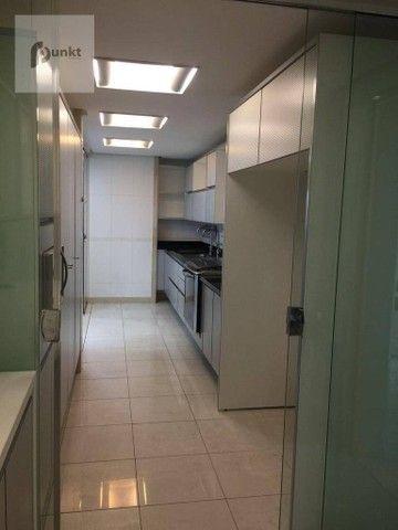 Apartamento com 4 dormitórios para alugar, 195 m² por R$ 7.000/mês - Ponta Negra - Manaus/ - Foto 5