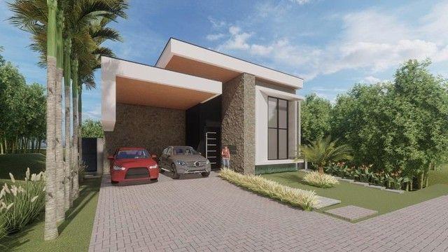 Casa com 3 dormitórios à venda, 255 m² por R$ 1.700.000,00 - Alphaville Nova Esplanada IV  - Foto 3