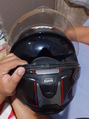 Capacete X11 expert riders  - Foto 3