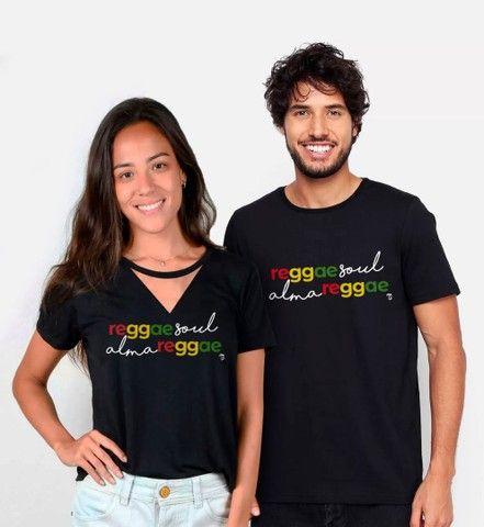 Camisa dos Namorados - REGGAE