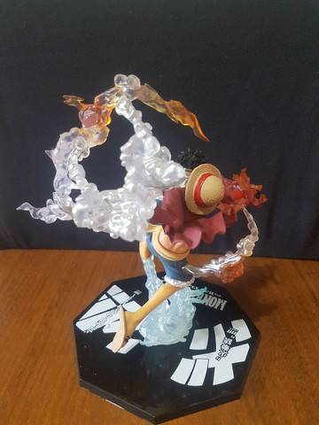 Figure Action Luffy One Piece - Foto 3
