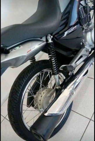 Honda CG 150 (Prata) No Preço...  - Foto 5