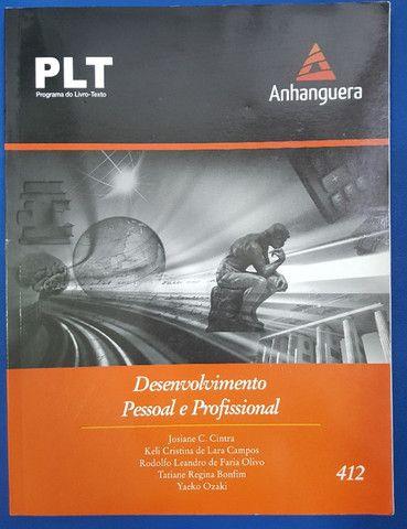 Livro Anhanguera - Desenvolvimento Pessoal e Profissional