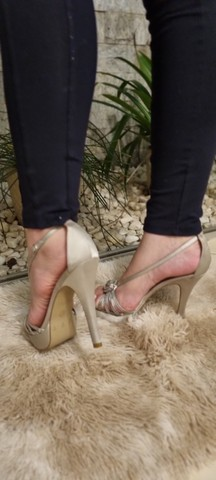 Sandálias Femininas - Lindas e Elegantes - 2 pelo preço de 1 - Foto 4