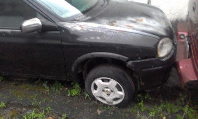 Pick-up corsa uníco dono  1996  R$ 13800,00  - Foto 2